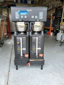 Bunn Dual Sh Dbc Coffee Brewer With Urns