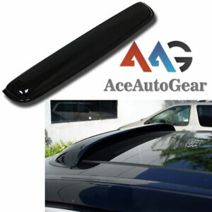 Aag Sunroof Moon Roof Visor 980mm Dark Smoke For 2013 2016 Nissan Altima Sedan
