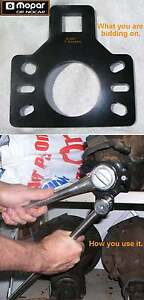 Mopar Rear Axle Yoke Flange Tool Plymouth Dodge Chrysler 8 Dana 60 And Others