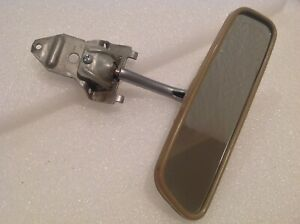 Original 1968 70 Chevrolet Pontiac Buick Olds Guide Glare proof Rear View Mirror