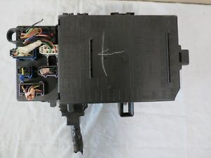 2006 06 Ford F150 Truck Fuse Junction Box Relay Computer Unit Interior Cabin