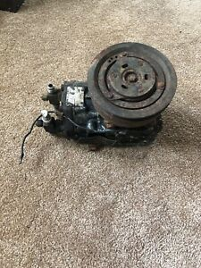 Original 1968 Ford Mustang Shelby Cougar Xr7 Ac Compressor W Pulley C8aa 2875 A