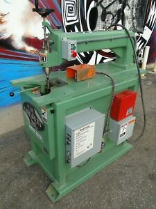 C r Onsrud Model 36210 c Inverted Pin Router 10hp 230v 3ph W table Nice We Ship