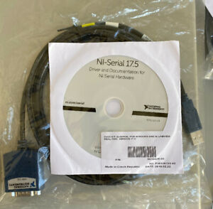 National Instruments Ni Usb rs 232 Interface Adapter Controller