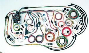1955 1959 Chevy Pickup Truck Classic Update Wiring Harness Direct Fit Kit