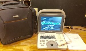 Sonoscape A6 Ultrasound W L745 Probe Carrying Case Gc Guaranteed