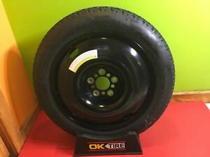 2010 2013 Infiniti G37 Compact Spare Tire 17 Inch