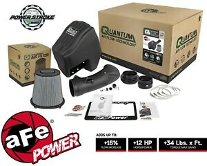 Afe 53 10003d Quantum Cold Air Intake For 11 16 Ford Super Duty 6 7l Powerstroke