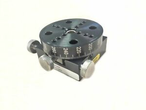 Parker Daedal 008 8994 Precision Optics Rotary Positioning Stage free Shipment