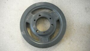 2 3v690sds 2 Groove Sheave pulley