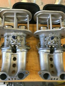 Empi 44 Hpmx Dual Carb Set Up For Vw Porsche Type Iv