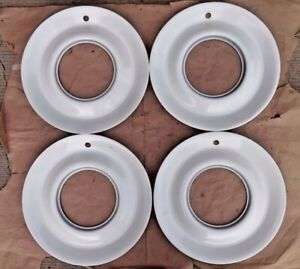 Nos 1947 1948 Chevy Calnevar Whitesides Original Vintage Accessory Wheel Covers