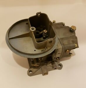 Jdr Holley 500 4412 Alcohol 2 Bbl Carb Big Bore Carburetor Nice