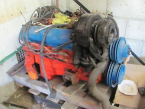 1985 Oldsmobile 5 Liter Strong Running Engine Needs 4 Barrel Carb