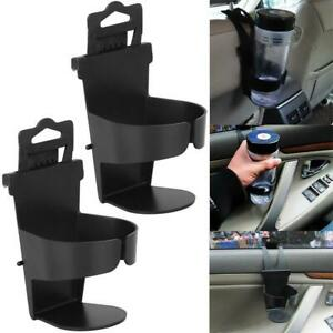 Vehicle Car Window Seat Water Bottle Holder Headrest Door Drink Cup Mount Stand