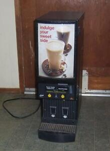 Wilbur Curtis Co Cafepc2cs10000 Automatic Cappuccino Hot Chocolate Machine