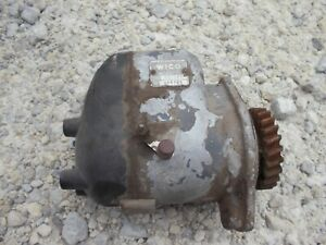 Farmall Allis Chalmers Ih Ac Tractor Engine Magneto Wico Model X Xh1343 Assembly