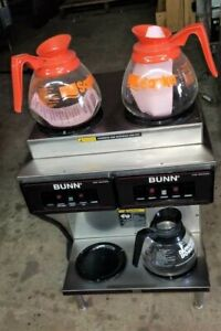 bunn Cw Twin Commercial Coffee Brewer