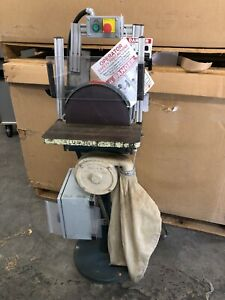 Max Universal Disc Sander 1745 Rpm 1HP 230460 3 Phase DS12MV