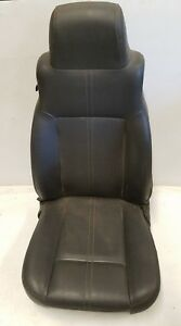 Oem Jeep Wrangler Tj Passenger Side Seat Rh 03 06 Slate Leather 04t