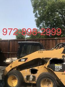 Cat caterpillar 272c Parts Machine parting Out