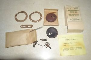 Trico Wiper Motor Rebuilding Kit Wwii Trucks With Air Wipers And Brakes Folberth