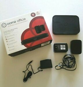 Ooma Office Business Class Phone System No Manual 100 0234 304 Used