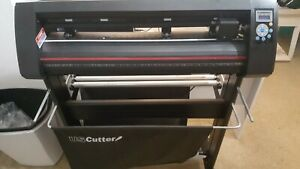 Laserpoint 3 28 Vinyl Cutter Contour Cutter With Stand Catch Basket