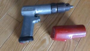 Snap On 1 2 Pneumatic Reversible Air Drill Model Pdr5a With Boot Ships Free