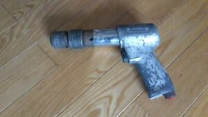 Snap on Ph2050 Air Hammer Long Barrel With Snap on Quick Chuck