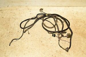 Jeep Wrangler Yj Taillight Rear Wire Harness Signal Brake Light 1989 Hard Top A