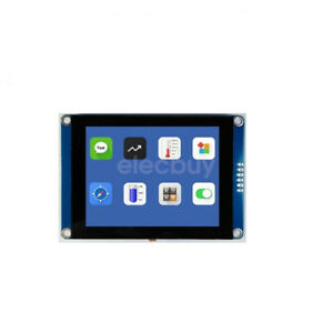New 2 8 Inch Hmi I2c Lcd Display Module Capacitive Touch Screen For Arduino