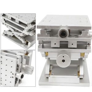 Laser Marking Engraving Machine Optical Lab Xyz Axis Moving Table Usa Stock