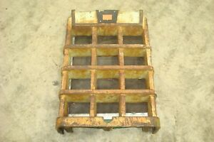 1966 Oliver 1550 Gas Tractor Grill