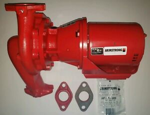Armstrong 1 3 Horse Power 115volts H 52 1 Mf bf