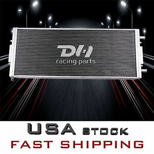 New Dh Aluminum Heat Exchanger For Air To Water 34 x13 5 x2 25 Intercooler