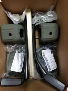 Hmmwv Humvee Hummer H1 M998 Military 3 Point Rear Seat Belt Not From Damaged Lot