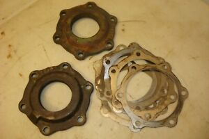 1966 Oliver 1550 Gas Tractor Rear Axle Seal Holders