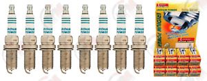 Denso Iridium Power Spark Plugs Ikh22 5345 Set Of 8 For Tundra Supercharger 5 7l