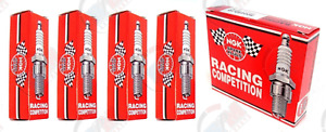 Ngk Racing Competition 14mm Surface Discharge Spark Plugs R6601 10 4017 Set Of 4