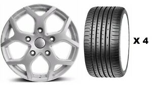 18 S Cobra Tyres Alloy Wheels Fit Ford Transit 2nd Generation 1986 2003