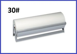 30 Wt Newsprint 1440 Roll Shipping Wrapping Void Fill Paper 8 Sizes Avail