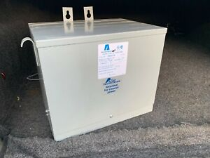 9kva Transformer 208y 120 To 480 Delta 3 Phase Wall Mount