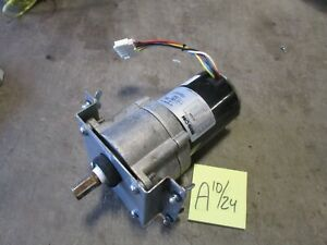 Used Ice Auger Motor For Cornelius Ed175 bch Soda Fountain Imi 32498