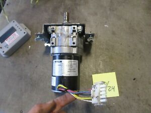 Used Ice Auger Motor For Cornelius Ed300 bch Soda Fountain Imi 32498