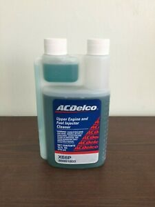 Ac Delco X66p 88861803 Upper Engine Fuel Injector Cleaner 16 Oz New Old Stock
