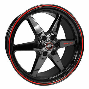 Race Star Wheels Rim 93 Truck Star Black Chrome 20x9 6x135 23 0