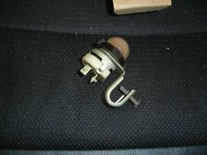 Nos New 6 Volt Early vintage Clamp Under Dash Heater Switch