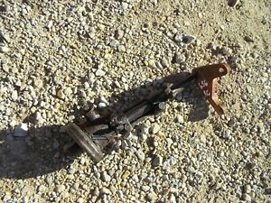 Farmall 656 Rowcrop Ih Tractor Clutch Shifting Fork Throw Out Bearing