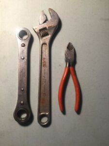 3 Mac Matco Tools 10 Wrench Ajc10 Ratchet Wrench Rbw 20 Cutter Pd6a Lot
